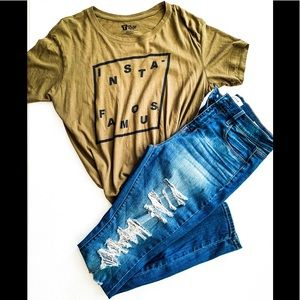 T Bar x Cotton On T-Shirt